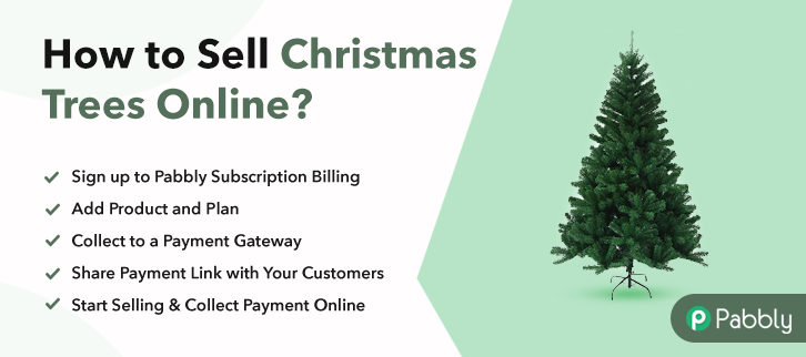 How to Sell Christmas Trees Online