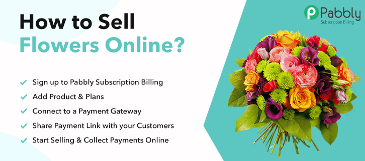 How to Sell Flowers Online