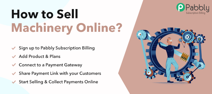 How to Sell Machinery Online