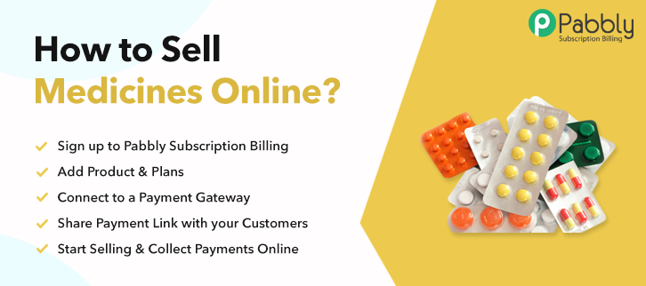How To Sell Medicines Online