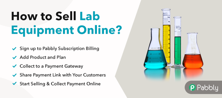 How to Sell Lab Equipment Online