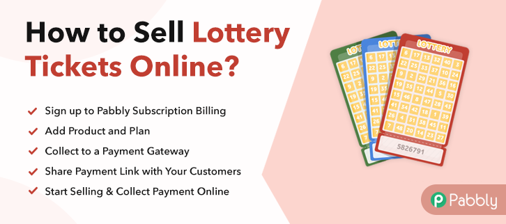 How to Sell Lottery Tickets Online