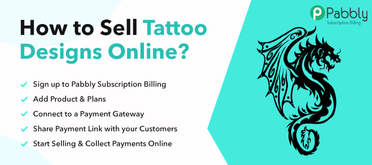 How to Sell Tattoo Designs Online