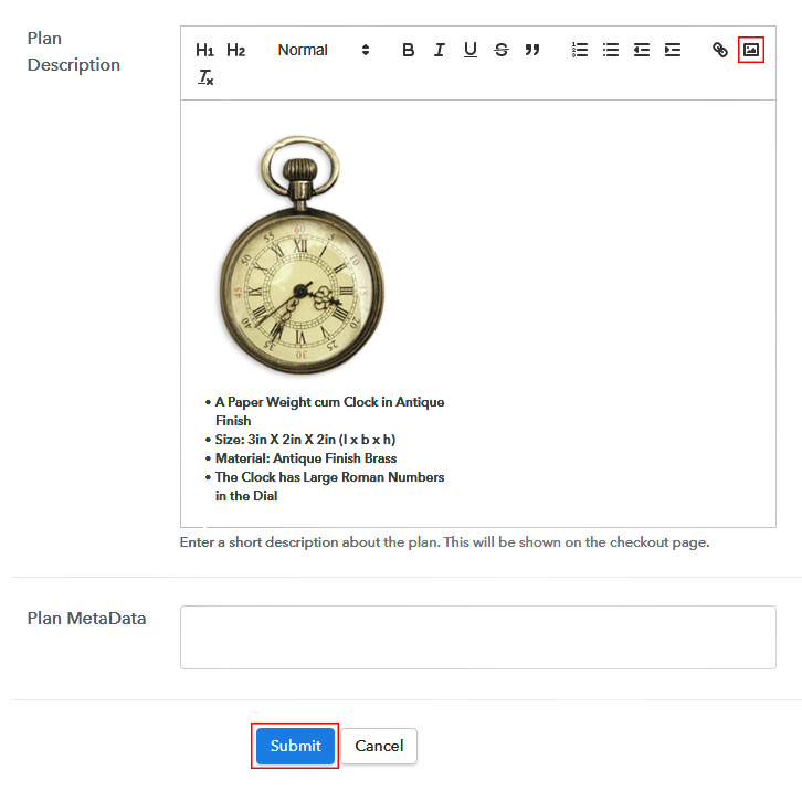 Add Plan to Sell Antique Clocks Online