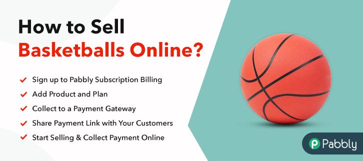 How to Sell Basketballs Online