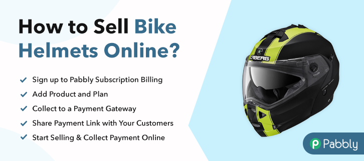 How to Sell Bike Helmets Online