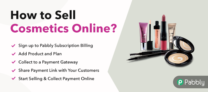 How To Cosmetics Online Step By