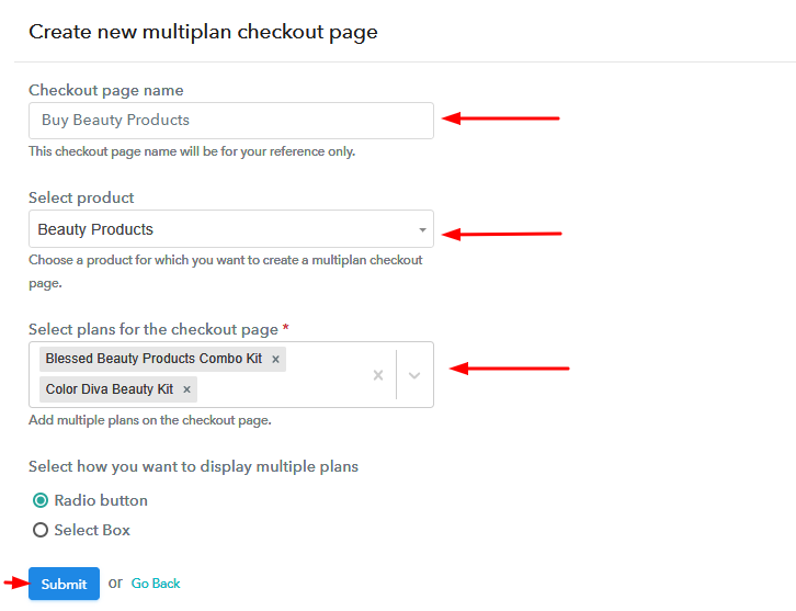 Add Multiple Products to Start Selling Beauty Products Online