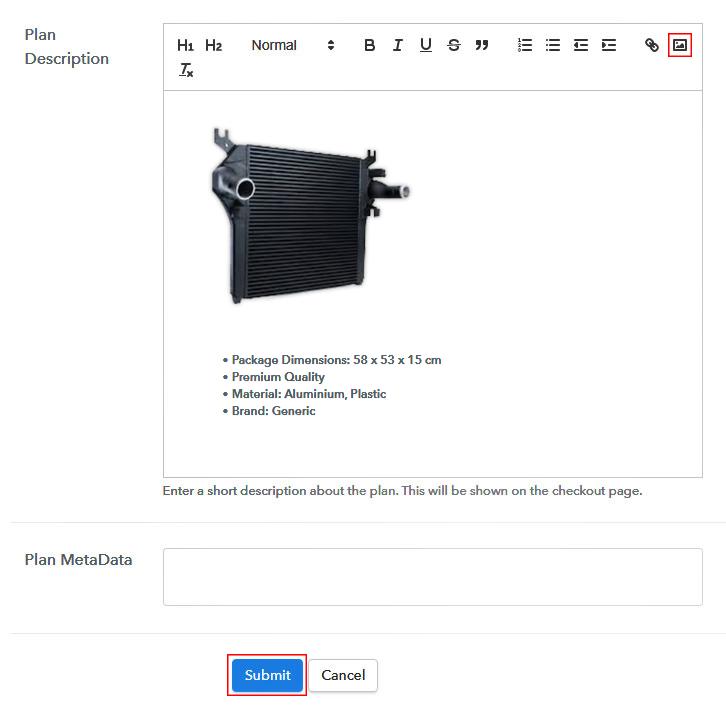 Sell Auto Radiators Online Image