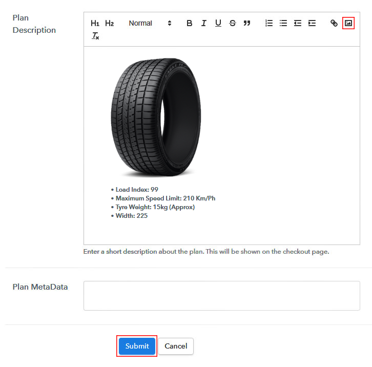 Sell Auto Tyres Online Image