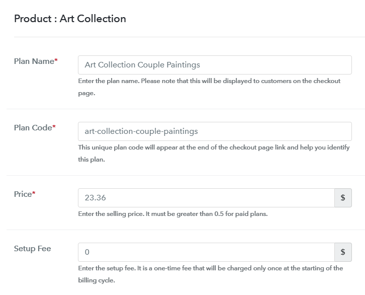 Add Plan to Sell Art Collection Online