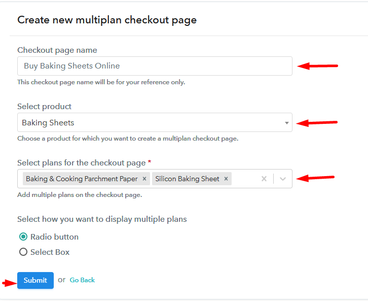 Add Multiple Products to Start Selling Baking Sheets Online