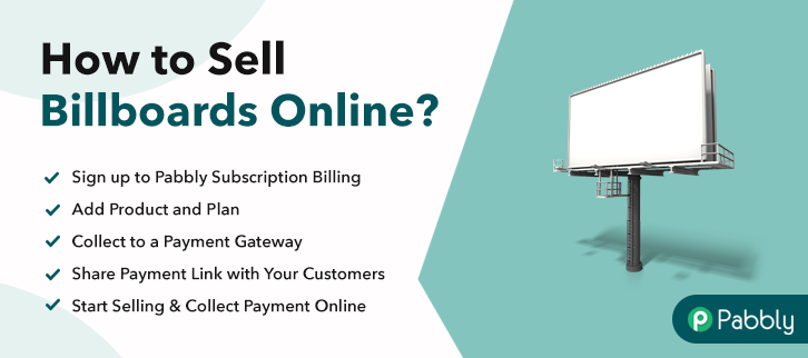 How to Sell Billboards Online