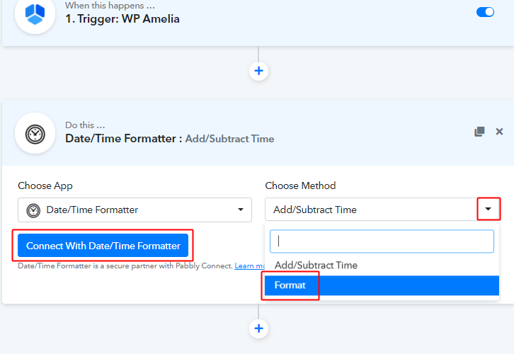 Date Time Formatter Method
