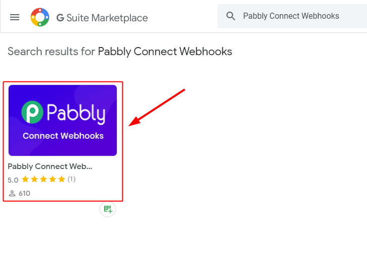 Install Pabbly Connect Webhooks
