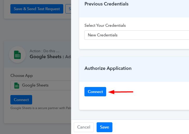 Authorize Google Account - Transfer Razorpay Payment details