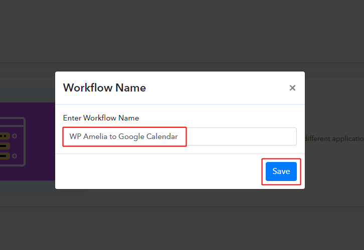 Connect WP Amelia to Google Calendar and Gmail