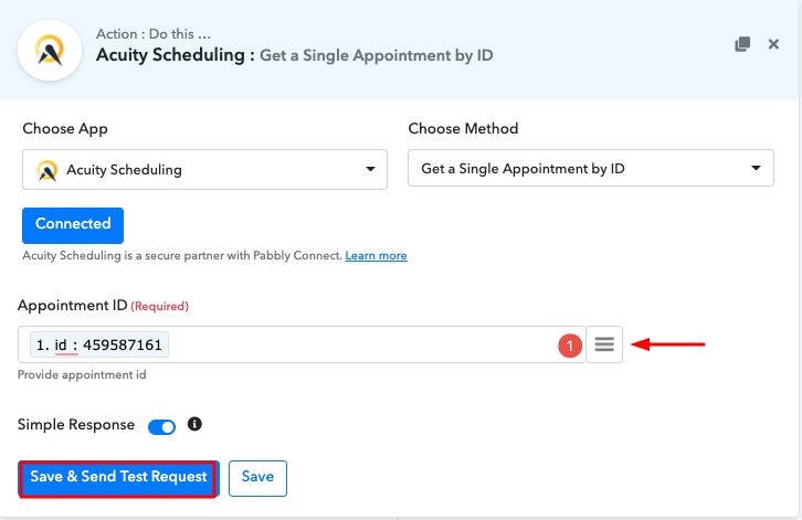 Add Acuity Scheduling Appointments to Google Sheets Rows