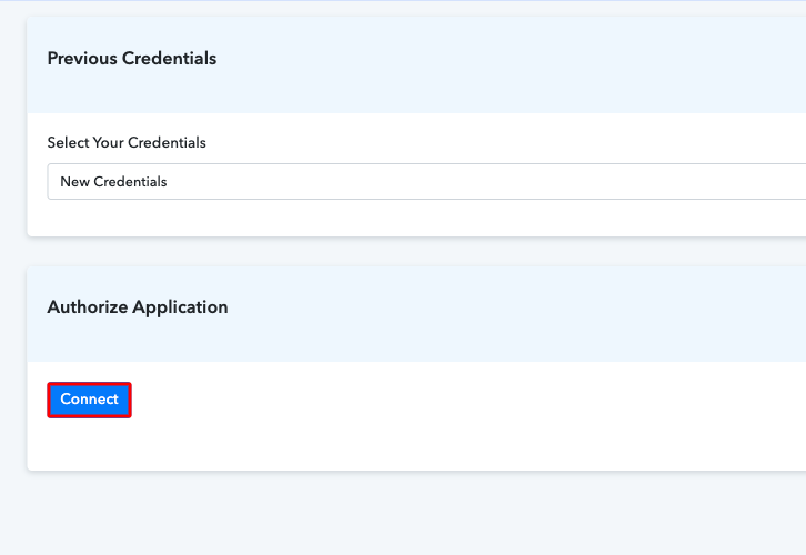 Authorize Applications
