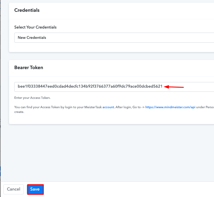 How to Create MeisterTask Tasks from New Google Sheets Rows