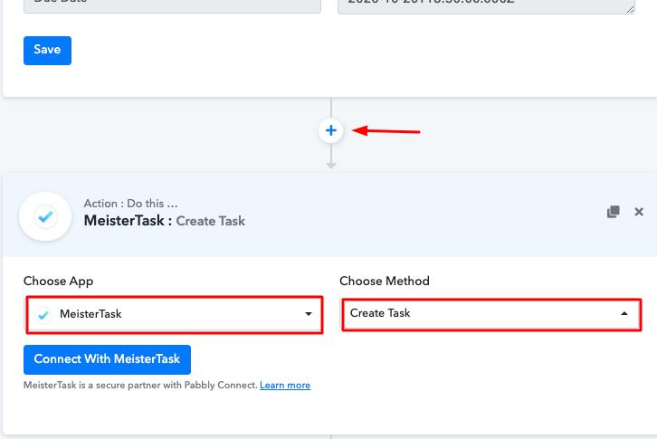 Select MeisterTask