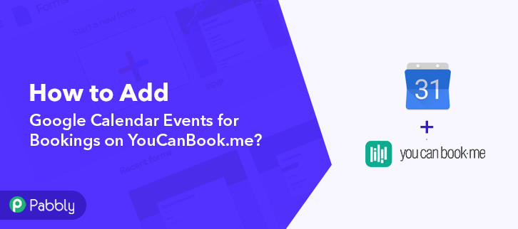 Add Google Calendar Events for Bookings on YouCanBook.Me