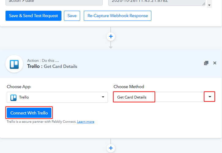 Get Card Details Method