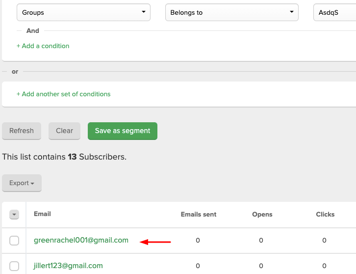 Check Response Add Stripe Customers to a Group of MailerLite Subscribers