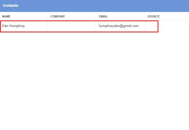 Check Response in Autopilot Dashboard