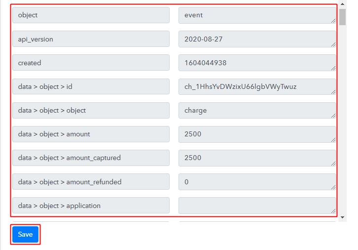 Check Trigger API Response & Save for Stripe to Salesforce