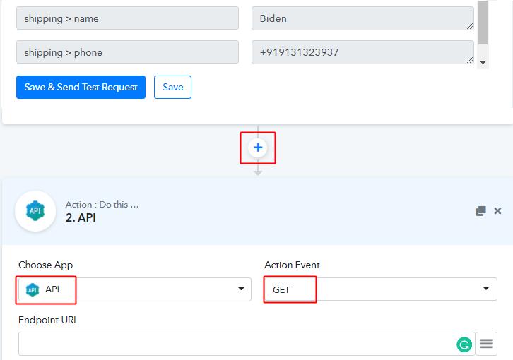 Integrate API to Trim Amount