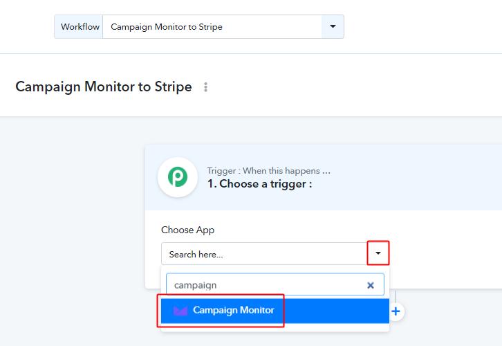 Integrate Campaign Monitor