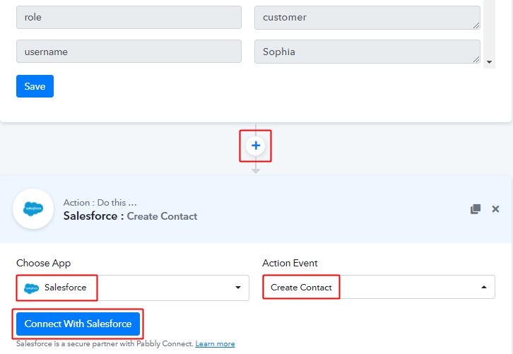 Integrate Salesforce for WooCommerce to Salesforce