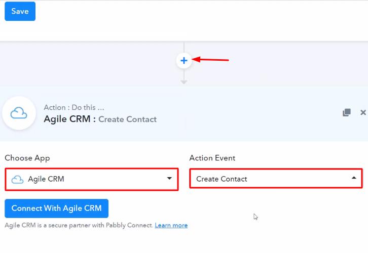 Select Agile CRM