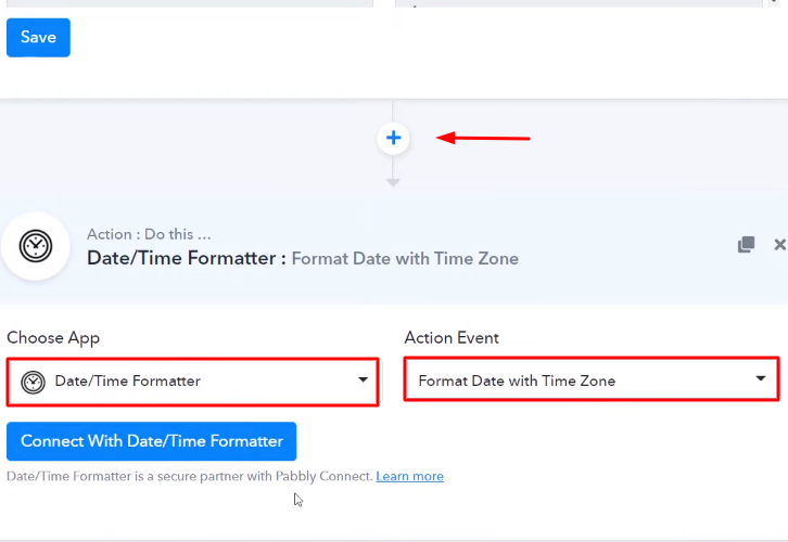 Select Date Formatter
