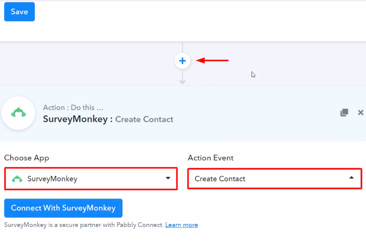 Select SurveyMonkey