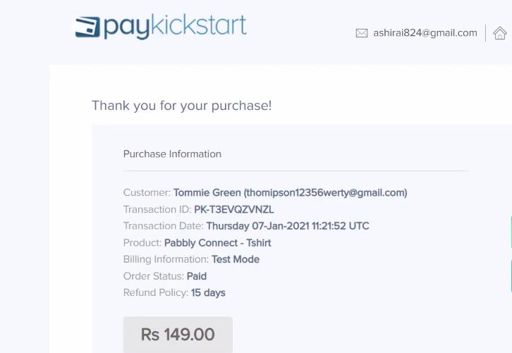 complete_test_purchase_for_paykickstart_to_sendpulse