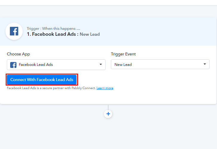 Connect with Facebook Lead Ads