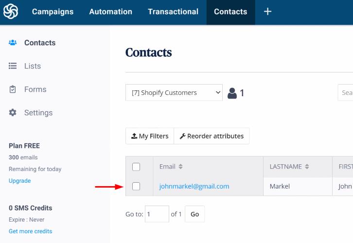 contact_entry_on_sendinblue_for_shopify_to_sendinblue
