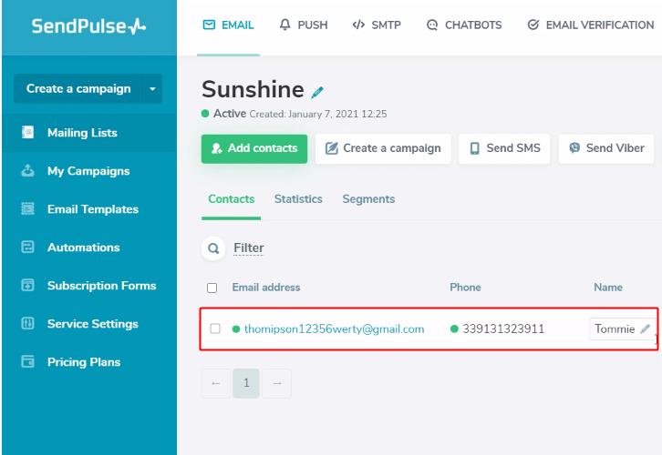 subscriber_entry_on_sendpulse_for_paykickstart_to_sendpulse