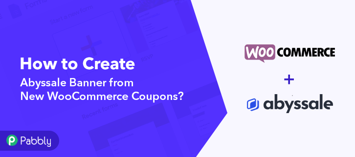 Create Abyssale Banner from New WooCommerce Coupons