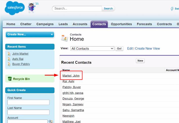 customer_entry_on_salesforce