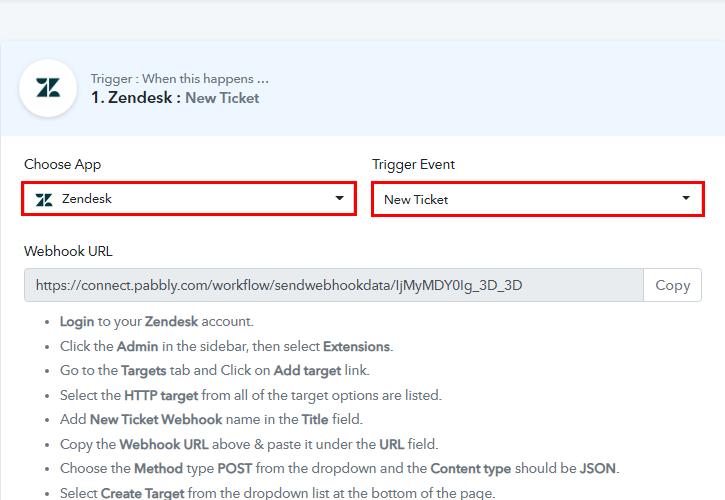 Integrate Zendesk for Zendesk to Google Sheets