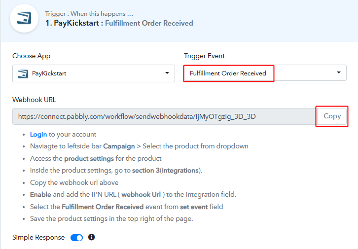 select_method_and_copy_webhook_url_for_paykickstart_to_autopilot