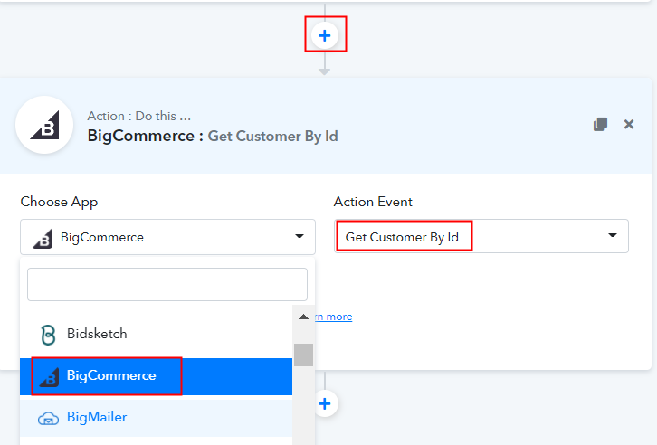 Select BigCommerce