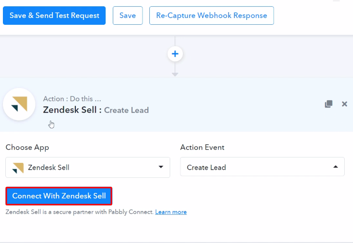 Connect with Zendesk Sell