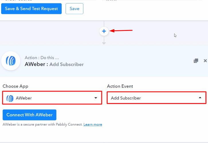 Select Aweber