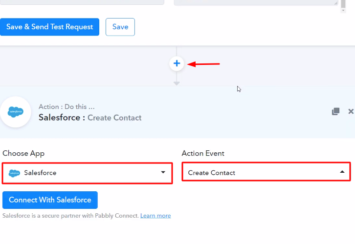 Select Salesforce