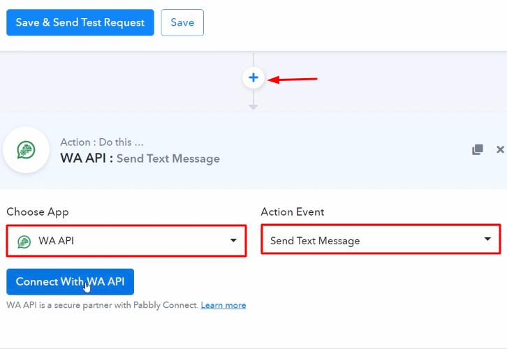 Select WA API