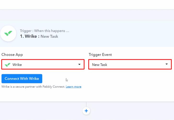 Select Wrike